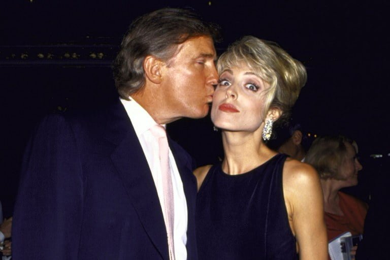 Donald Trump's Relationships; Meet The Wives