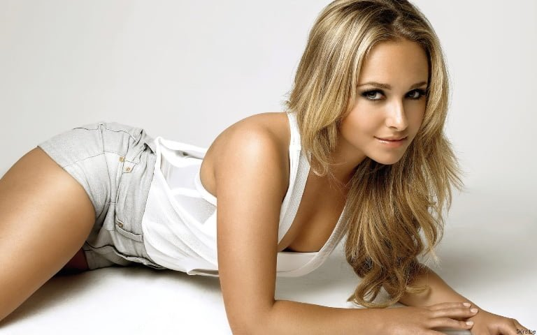 Hayden Panettiere's Height, Weight, Body Measurements
