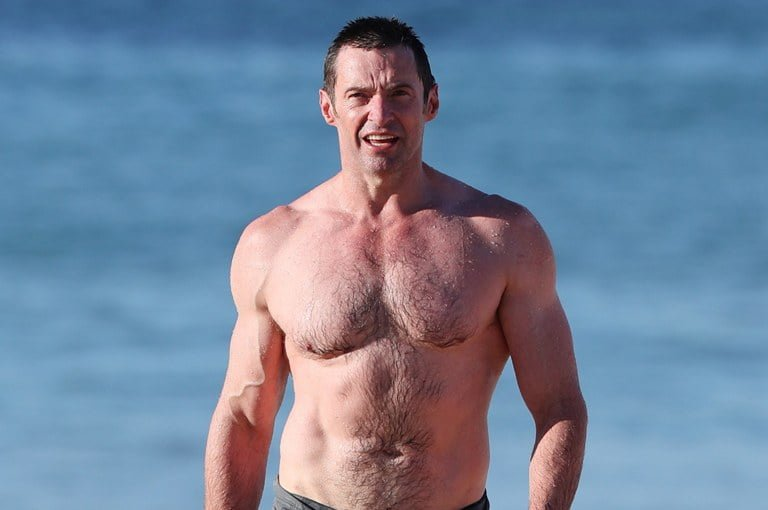 Hugh Jackman's Height, Weight And Body Measurements