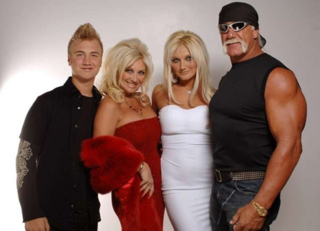 Hulk Hogan's Brother, Daughter, Wife, And Son