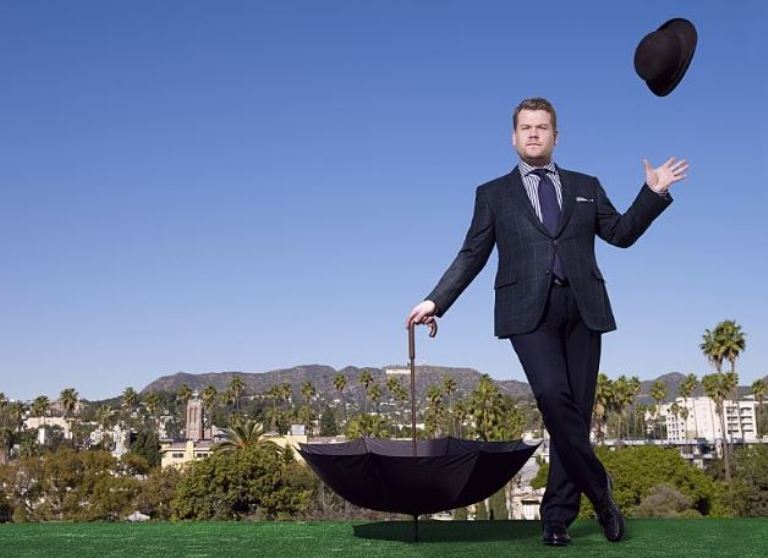 James Corden's Height, Weight And Body Measurements