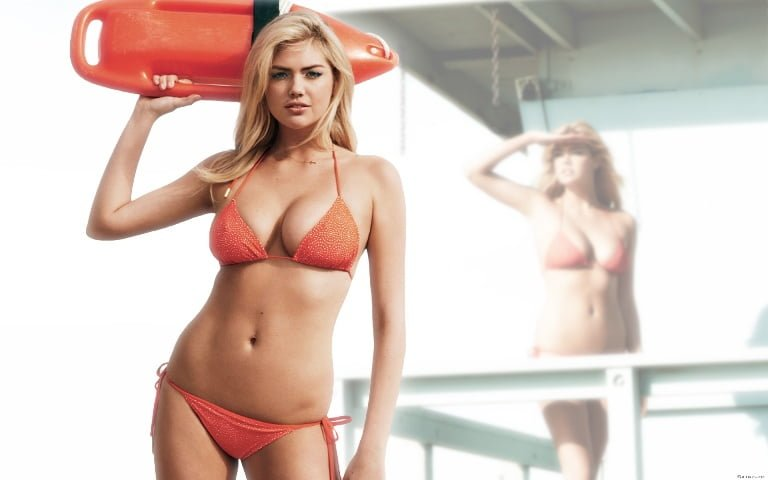 Kate Upton's Height, Weight And Body Measurements