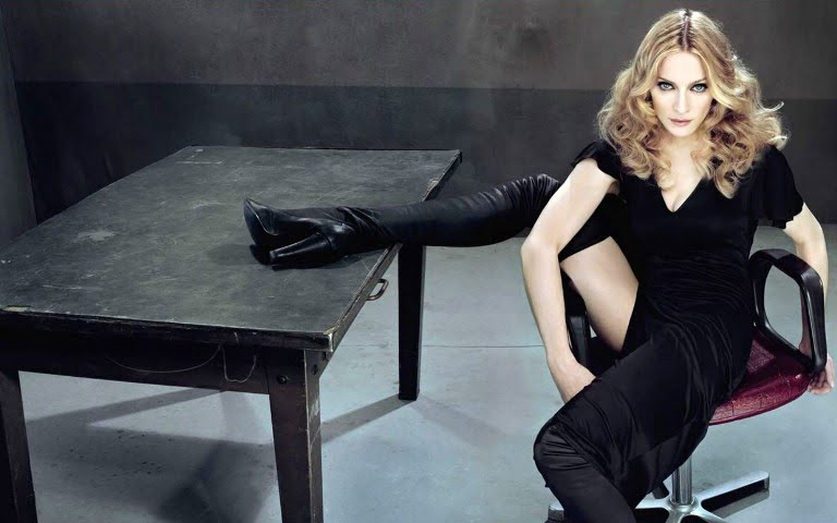 Madonna's Height, Weight And Body Measurements