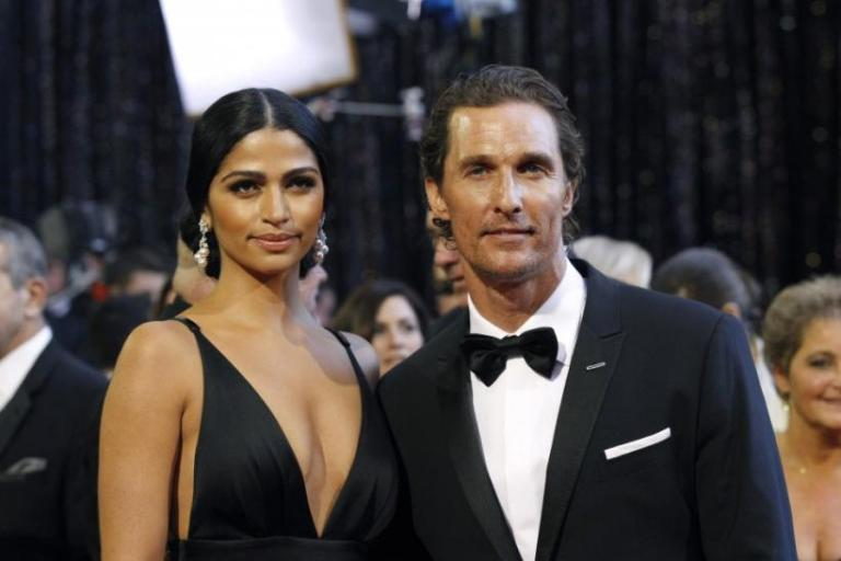Matthew McConaughey's Wife, Kids, Brothers And House