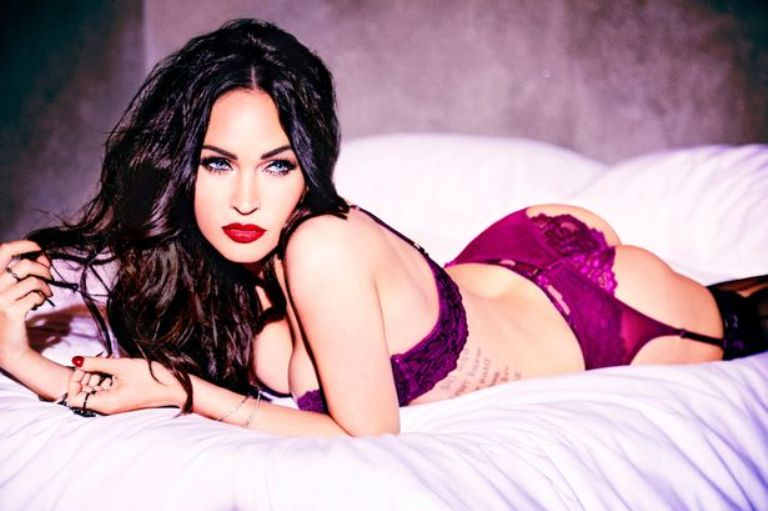 Megan Fox Height, Weight And Body Measurements