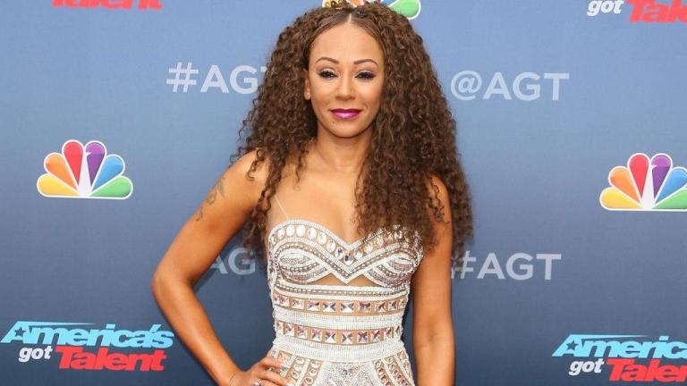 Mel B's Height, Weight And Body Measurements