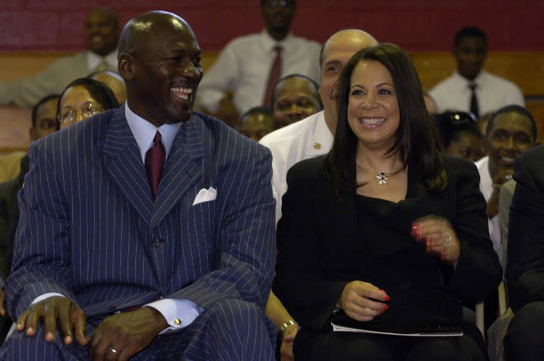 Michael Jordan's Wife, Ex Wife And Girlfriend
