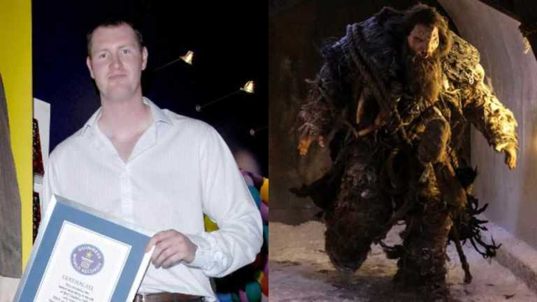 Neil Fingleton Movies And TV Shows