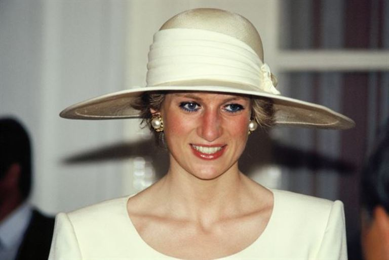 Princess Diana's Height, Weight And Body Measurements
