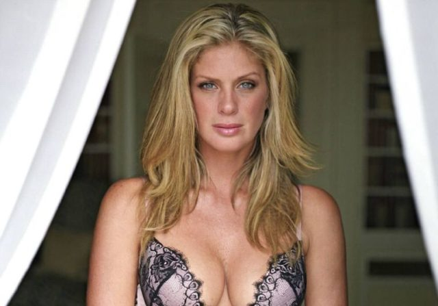 Rachel Hunter's Kids, Height, Feet And Measurements