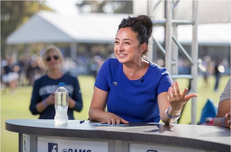Sarina Morales ESPN, Age, Wiki, Bio, Married, Husband