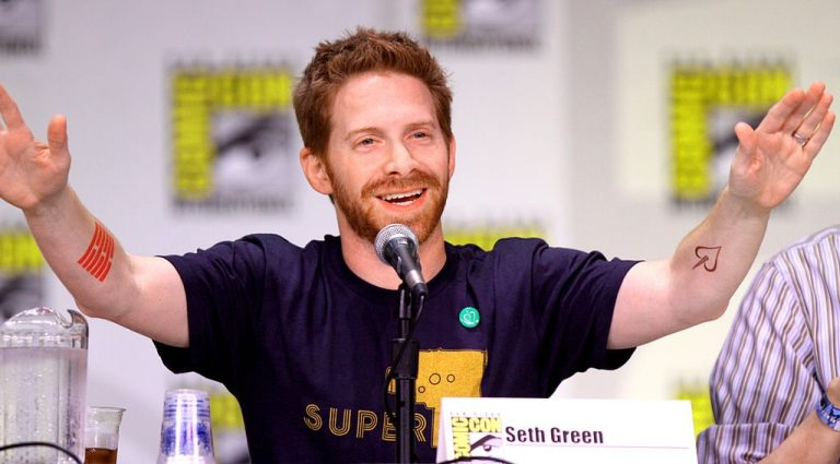 Seth Green's Height, Weight And Body Measurements