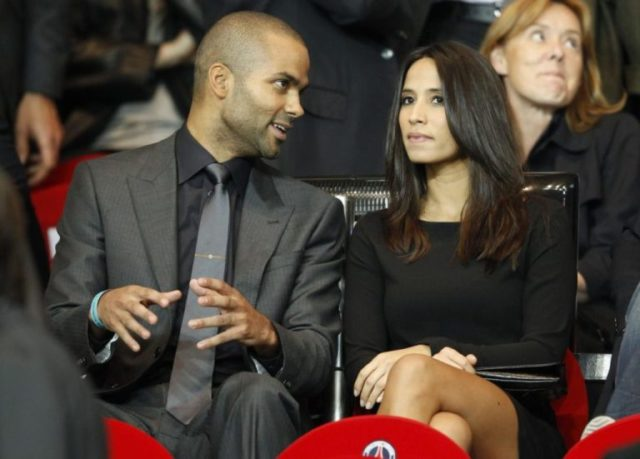 Tony Parker's Wife, Ex-wife And Sons