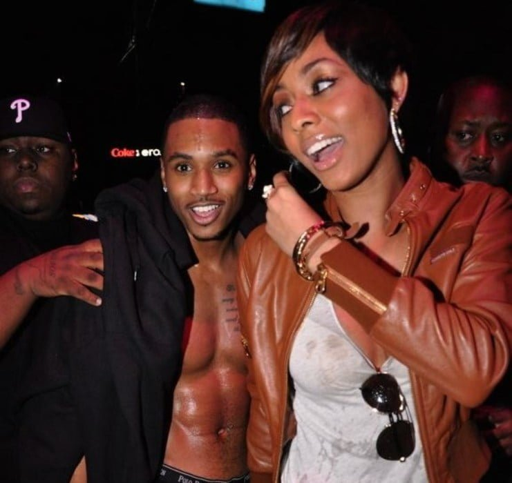 Trey Songz Girlfriend, Brother And Mom