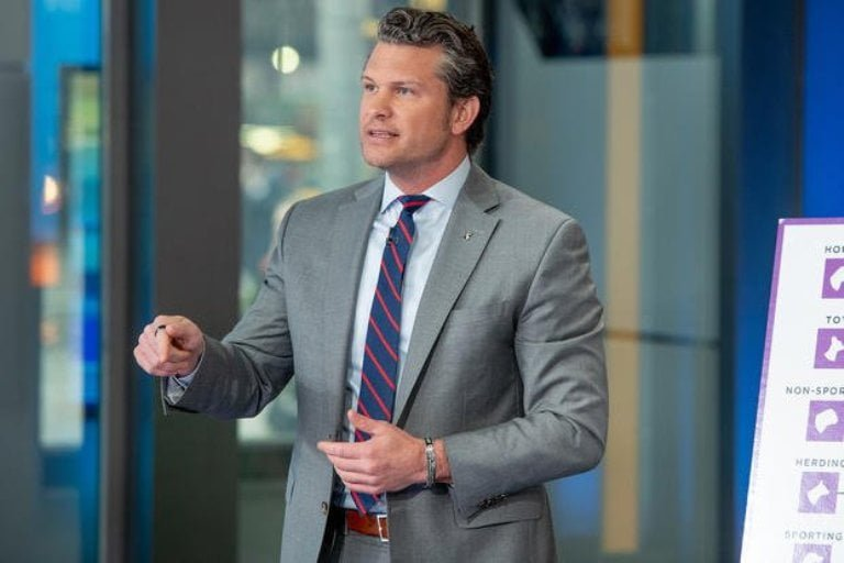 Pete Hegseth's Family, Wife, Salary, Bio, Measurements