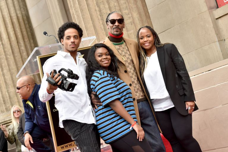 Snoop Dogg's Kids, House And Family