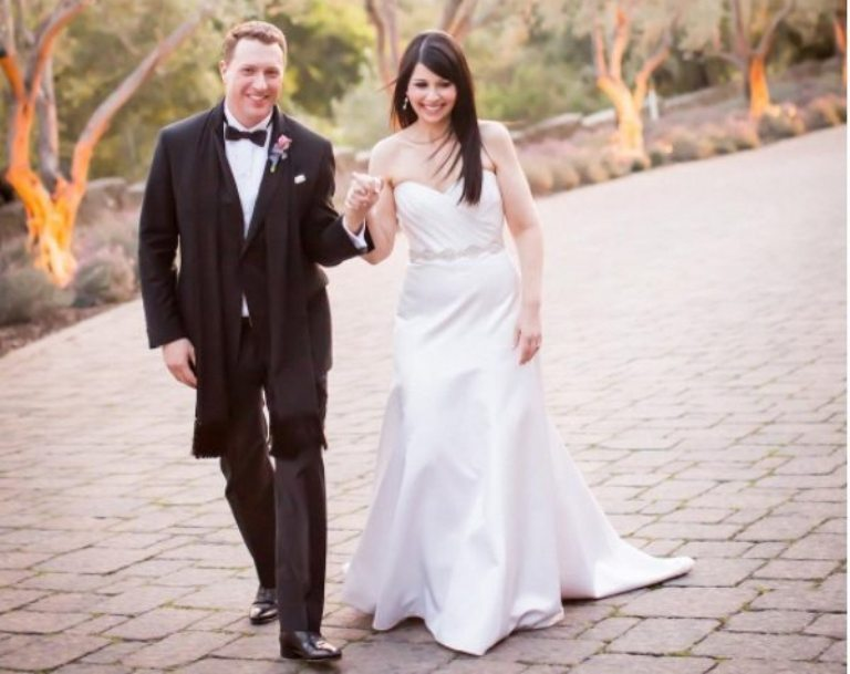 Alison Rosen Married, Wedding, Husband, Family, Body Measurements