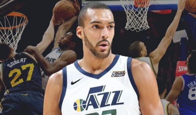 Rudy Gobert's NBA Career Profile, Parents and Love Life